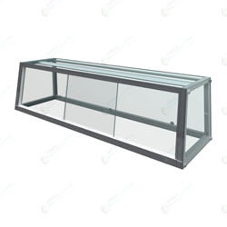 GLSACAN-3D - Glass Canopy for GLSA Ranges - Greenline AU