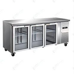 BBG3DGN - Bench Refrigeration - Greenline AU