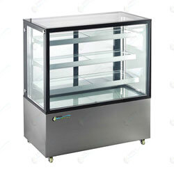 GRT3-12D - Square Glass Display - Greenline AU